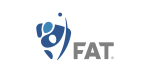 Logo de fat por Smart! Grupo Creativo